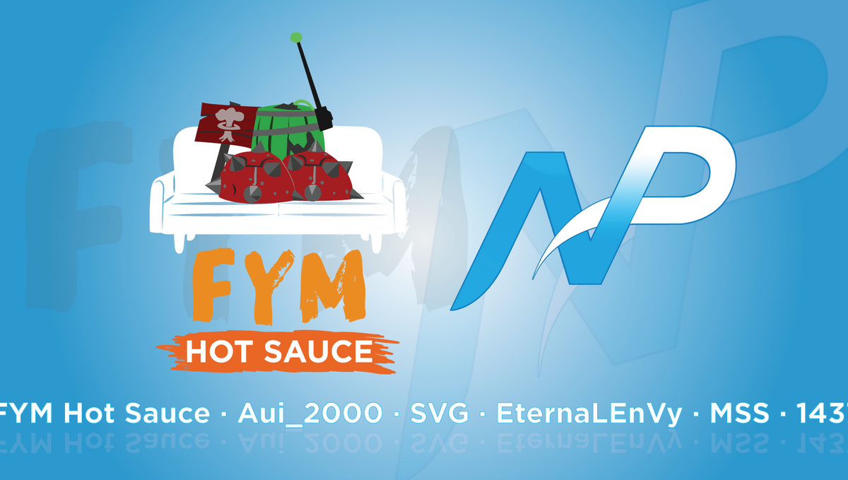 FYM Hot Sauce is proud to sponsor Team NP