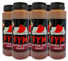 FYM Extra Hot 6 pack
