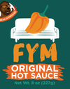 FYM Original Hot - 8 oz
