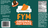 FYM Original Hot - 8 oz 3 pack