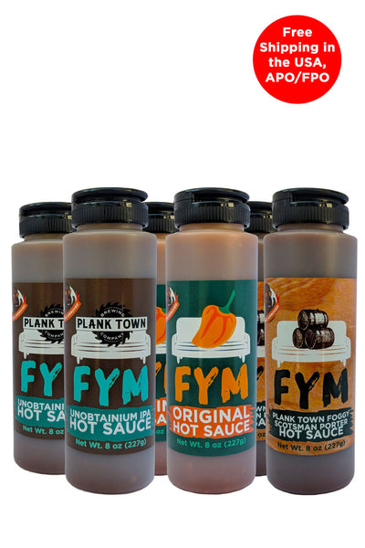 FYM Beer Variety - 8 oz 6 Pack