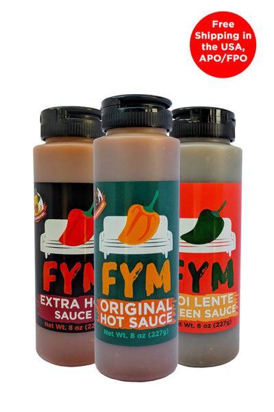 FYM Original Variety - 8 oz 3 Pack