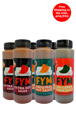FYM Original Variety - 8 oz 6 Pack