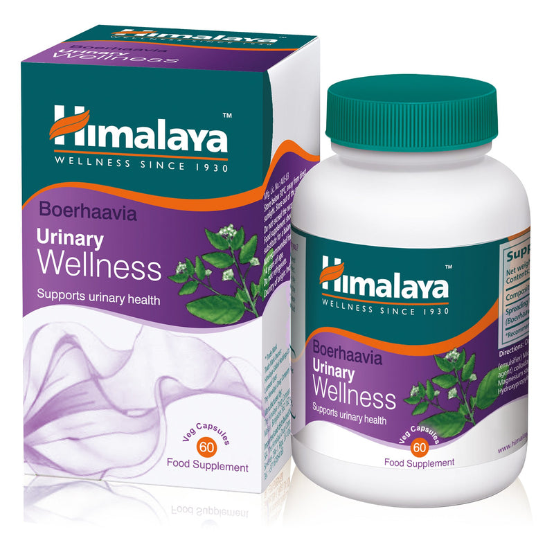 Himalaya Boerhaavia Wellness - Supports Urinary Health