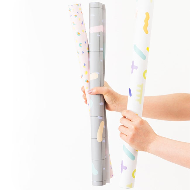 WRAPPING PAPER *PACK OF 3*