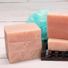 Load image into Gallery viewer, HomeShopHub Black Oliver Bodycare All Natural Rose Garden Handmade Soap