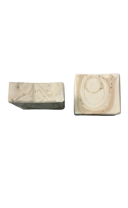 HomeShopHub Mint Green Icarus Bodycare Berry Clean Exfoliating Coconut Cream Soap