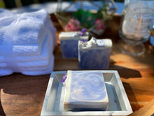 Load image into Gallery viewer, HomeShopHub Mint Green Icarus Bodycare Berry Clean Lavender & Sweet Orange Cold Process Soap