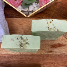 Load image into Gallery viewer, HomeShopHub Mint Green Icarus Bodycare Berry Clean Lemongrass Soap made with Essential Oil