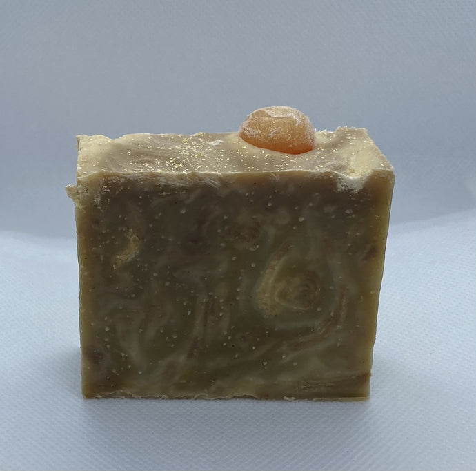 HomeShopHub Mint Green Icarus Bodycare Soap Pack Pumpkin Spice