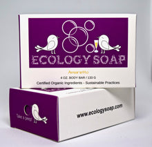 Load image into Gallery viewer, HomeShopHub Olive Perses Bodycare Ecology Soap Amaretto Body Bar