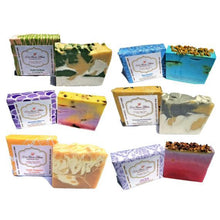 Load image into Gallery viewer, HomeShopHub Yellow Shadow Bodycare Honeysuckle Calendula Soap