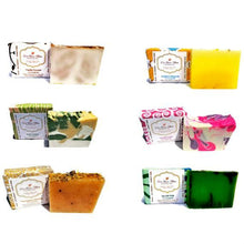 Load image into Gallery viewer, HomeShopHub Yellow Shadow Bodycare Vanilla Coconut Soap Handmade Soap Vegan Soap