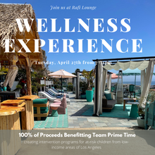 Load image into Gallery viewer, Wellness Experience- RAFI Lounge