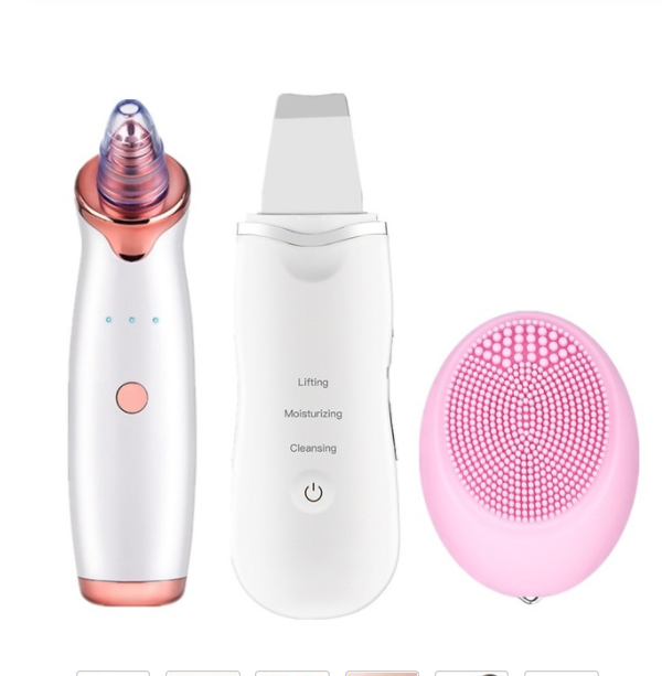 Beauty Facial Cleansing Instrument -  Dazzling Waves