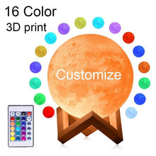 Printing 3D Moon Light -  Dazzling Waves