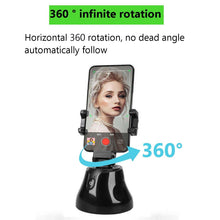 360 Degree Rotation Auto Face Tracking Smart Selfie Stick Phone Stabilizer -  Dazzling Waves