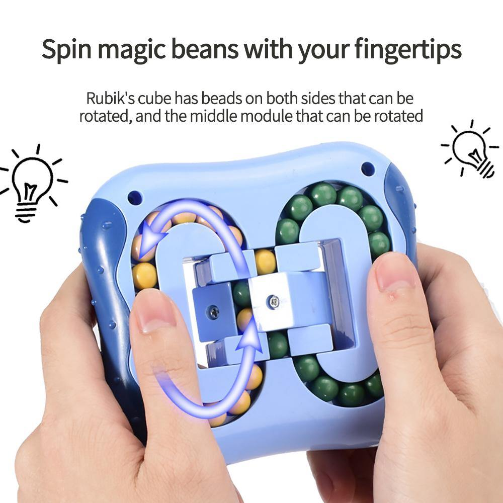 Creative & Relieve Stress Little Magic Beans Toy -  Dazzling Waves