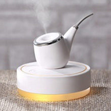 Pipe Humidifier Exotic Night USB LED Light -  Dazzling Waves
