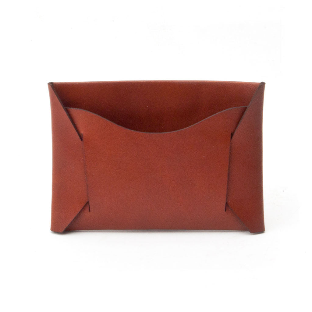 Card Sleeve - Mahogany
