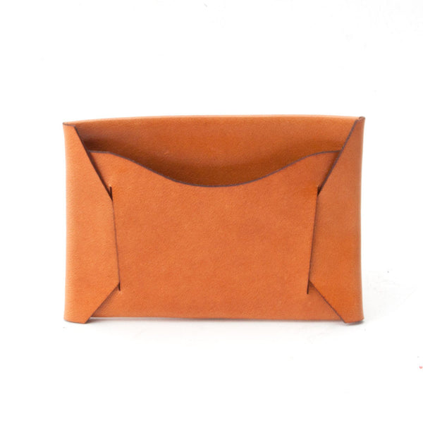 Card Sleeve - Russet