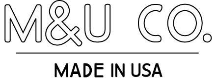 Maxx&Unicorn Co., Made in USA logo