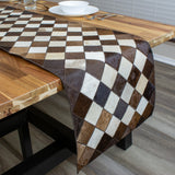 Leather Table Runner