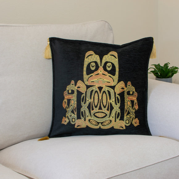 Bear Pillow Cover
