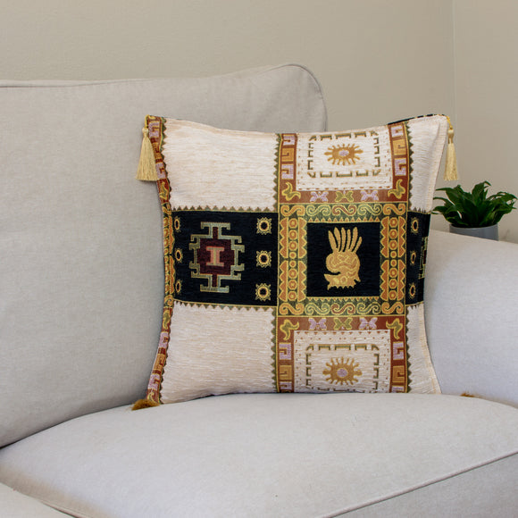 Rooster Pillow Cover