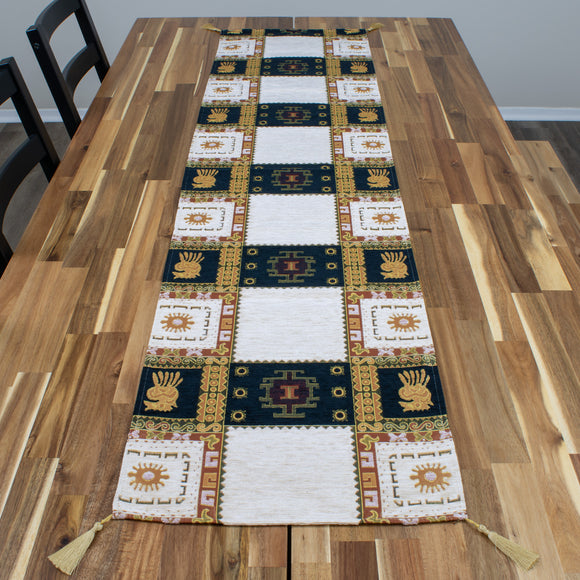 Rooster Table Runner