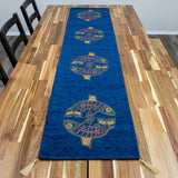 Salmon Moon Table Runner