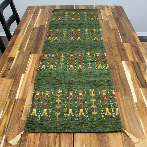 Wheat Harvest Table Runner