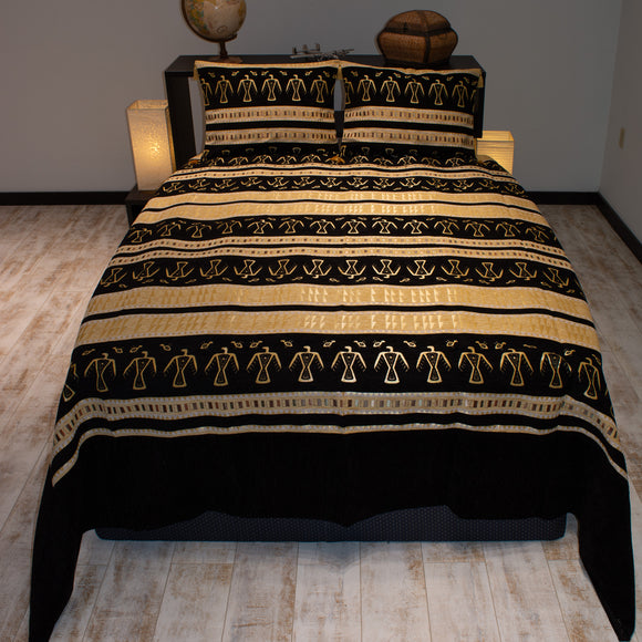 Ojibway Bedspread Set - The Loom
