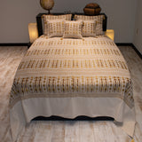 Wheat Harvest Bedspread Set - The Loom