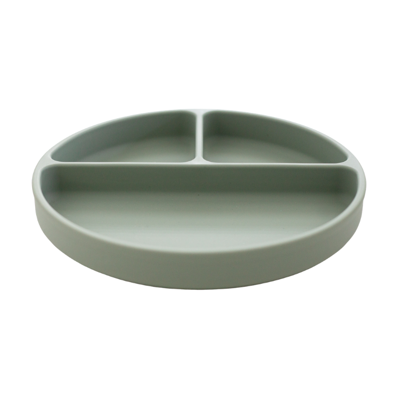 Silicone Suction Plate | Sage