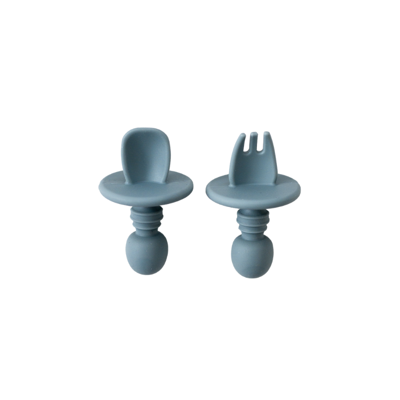 Silicone Mini Utensils | Ocean