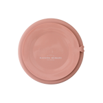 Silicone Suction Plate | Apricot