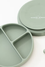 Toddler Plate Set | Sage