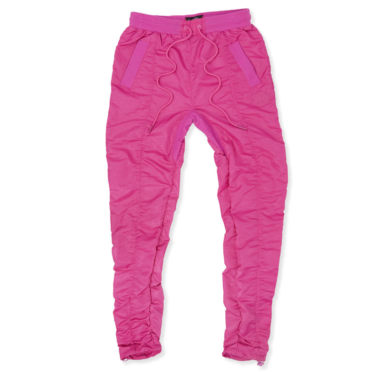 F2766 Frost Poly Sweatpants - Pink