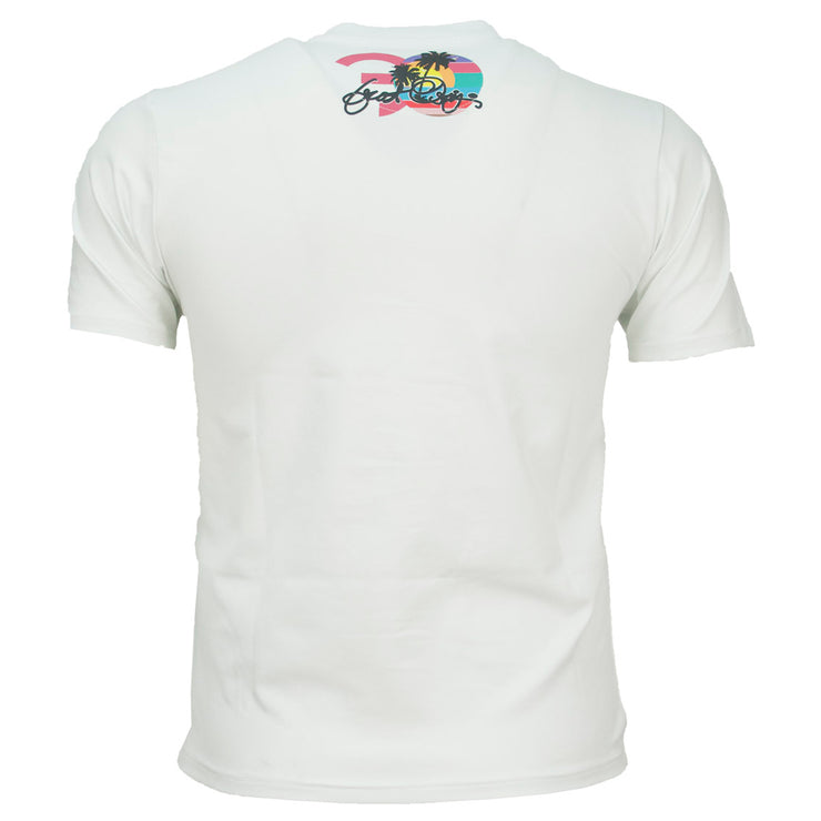 F105 The Bad Guy Tee - White