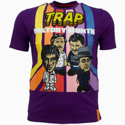 F126 Trap Tee - Purple