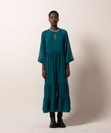 LUREX LONG DRESS