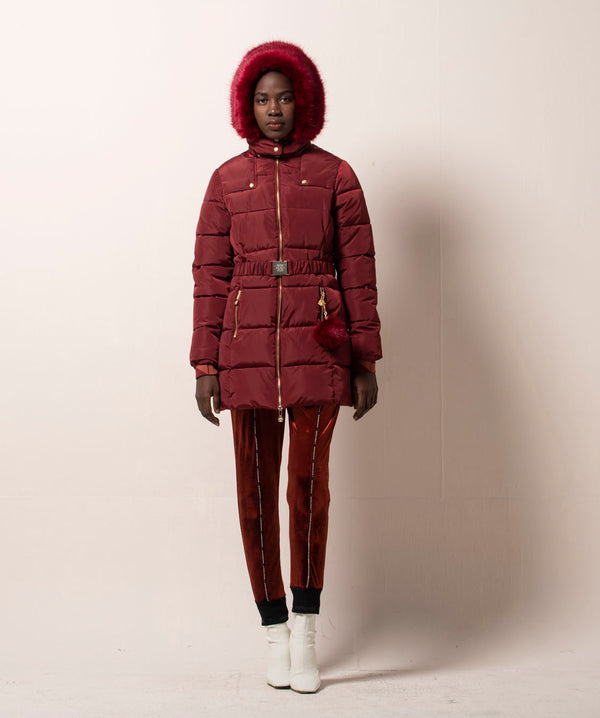MIDI PADDED JACKET