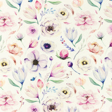 Load image into Gallery viewer, Pink Petals Cot Sheet