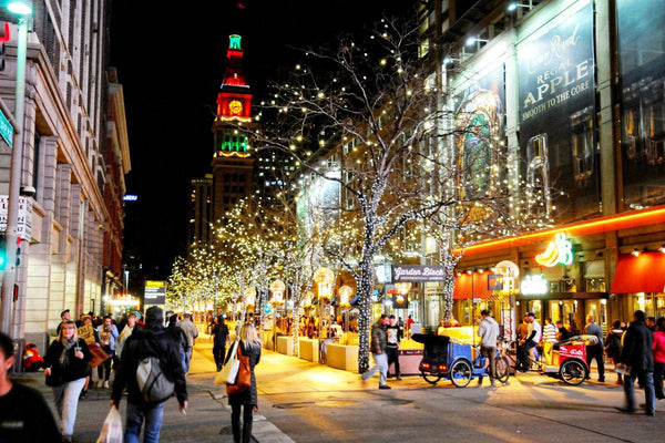 Upcoming Events: 16th Street Market and Larimer Square Holiday Market
