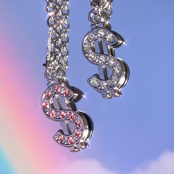 Dollaz On My Head Necklace