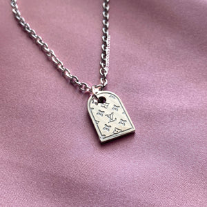 Monogram Lux Necklace