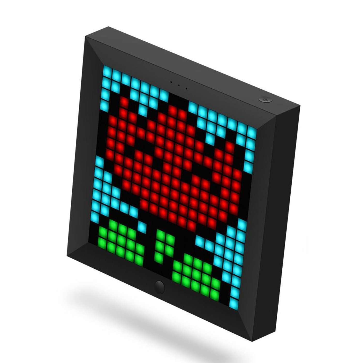 Divoom Pixoo - LED light pixel frame - EvoRetro Lets Game