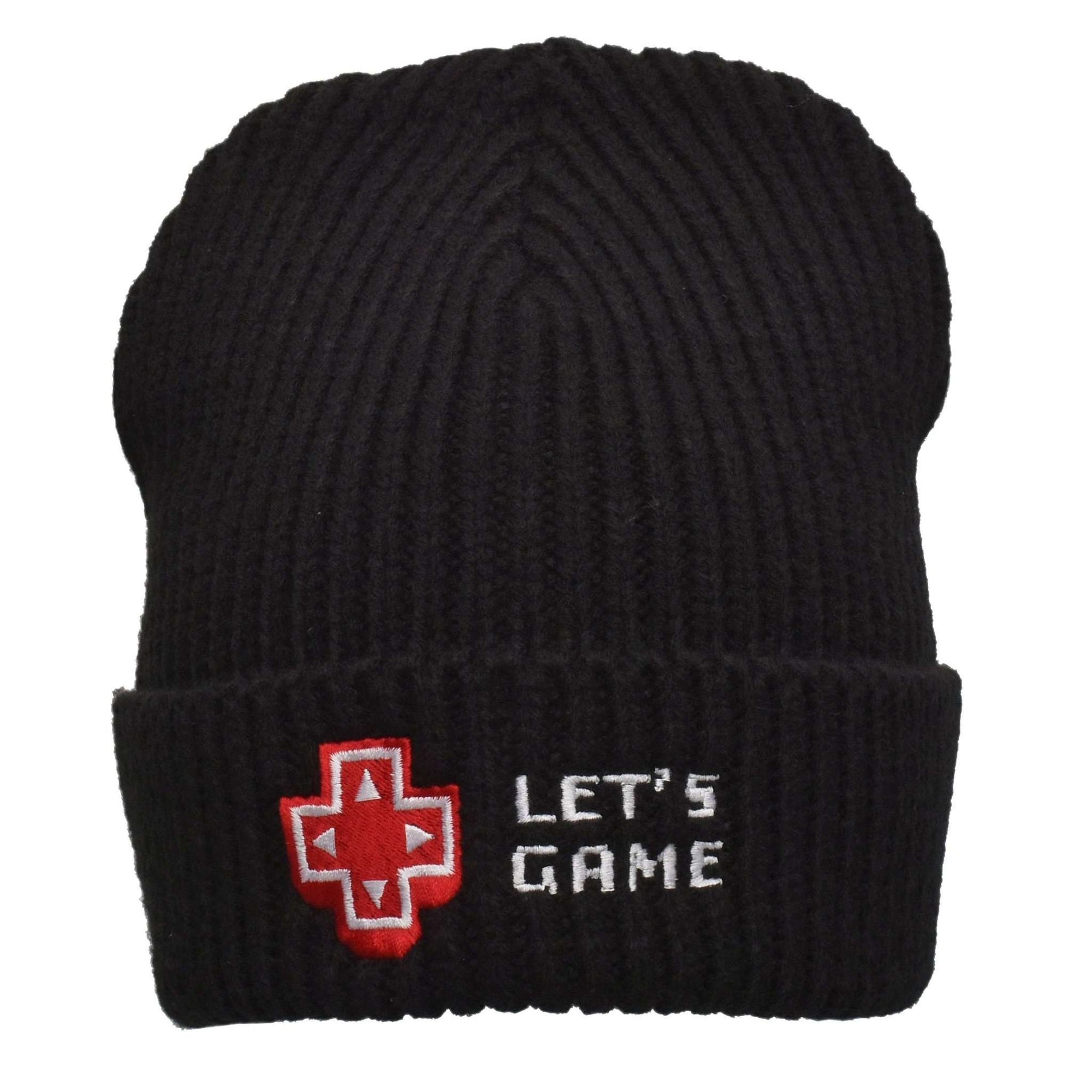 EVORETRO Let's Game Beanie - EvoRetro Lets Game