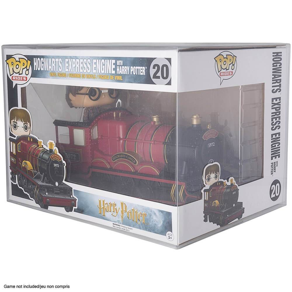 FUNKO POP HARRY POTTER TRAIN - PET PROTECTOR - PACK OF 1 - EvoRetro Lets Game
